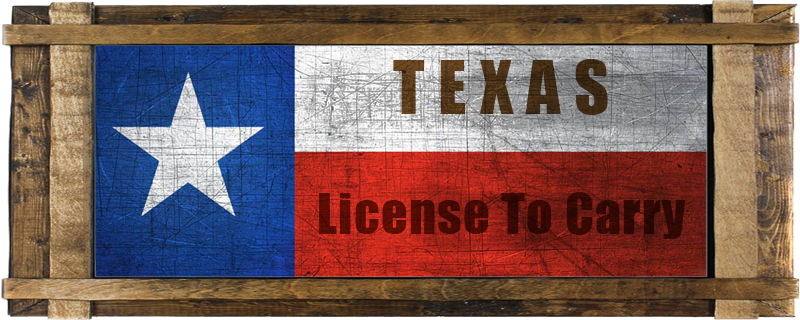 Image result for License to Carry texas